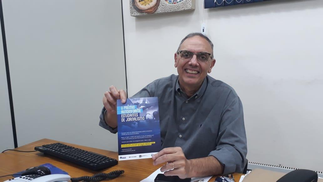 Humberto Challoub, diretor da Unisanta