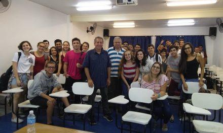 Estudantes da Unitau animados com o Prêmio