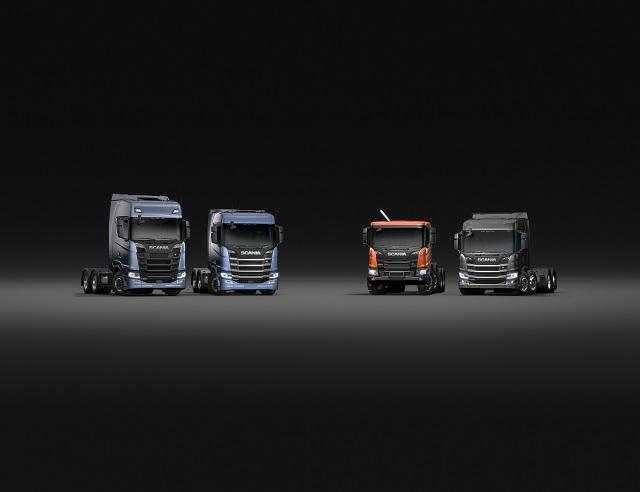 """Dois bilhões depois, Scania mostra sua """"máquina dos sonhos"""""""