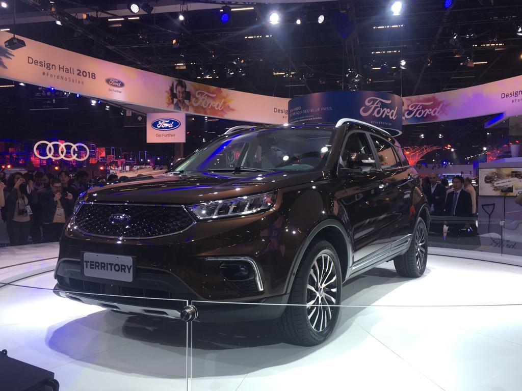Ford: mais um SUV
