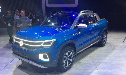 Volkswagen Tarok, para enfrentar a Toro
