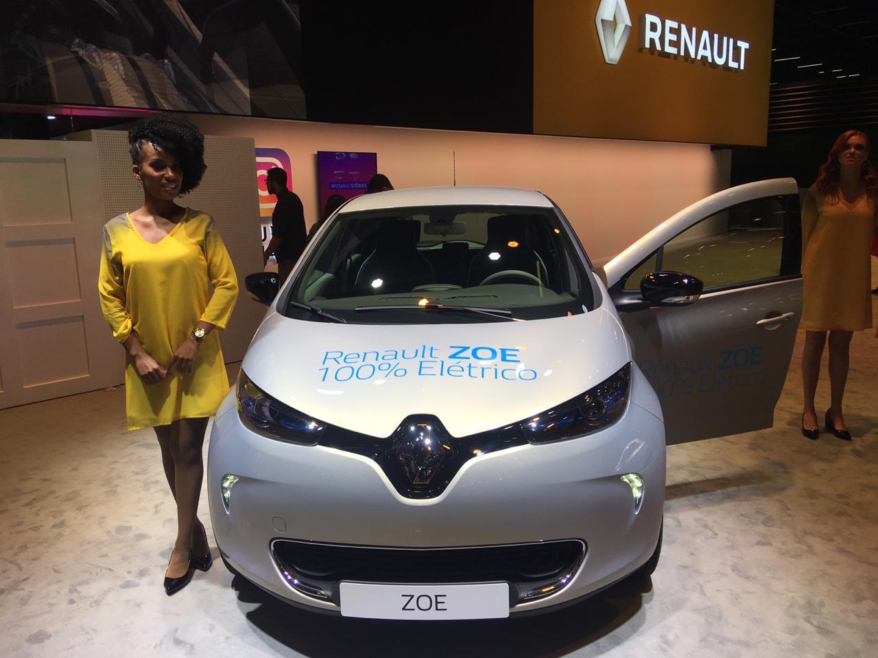 Agora você pode comprar o Renault Zoe