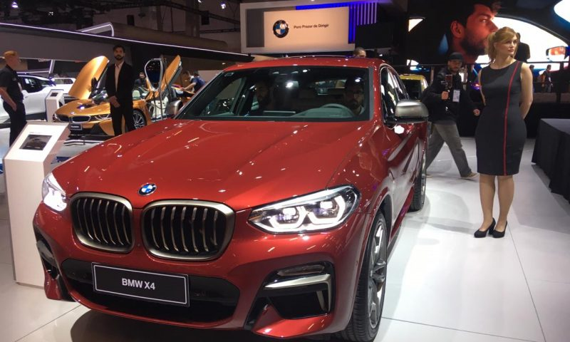 Ano da família X na BMW