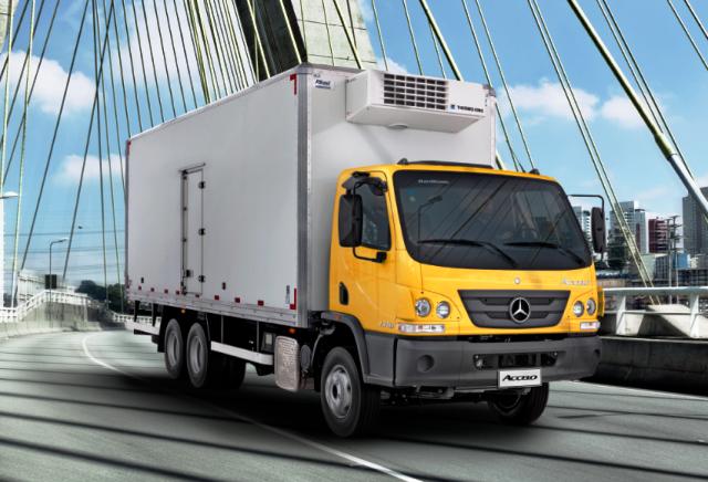 Venda de caminhões cresce o triplo do mercado