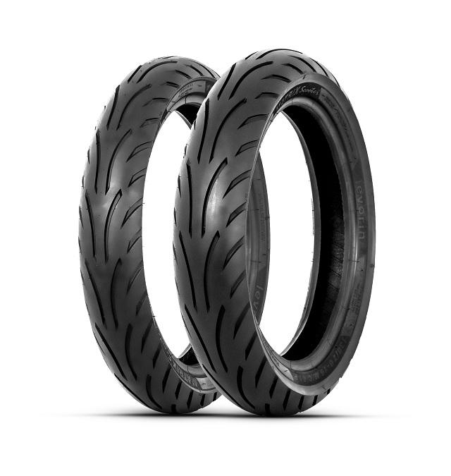 Levorin lança pneu que retarda desgaste e esvaziamento