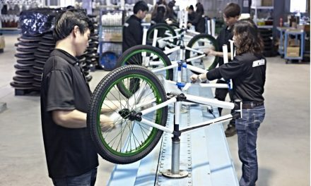 Brasil produziu mais e importou menos bicicletas