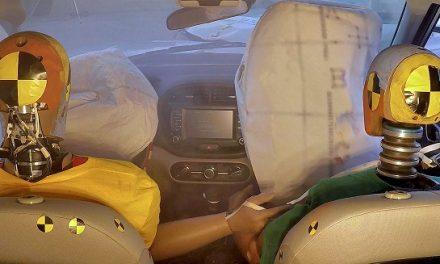 Airbag para proteger múltiplas colisões
