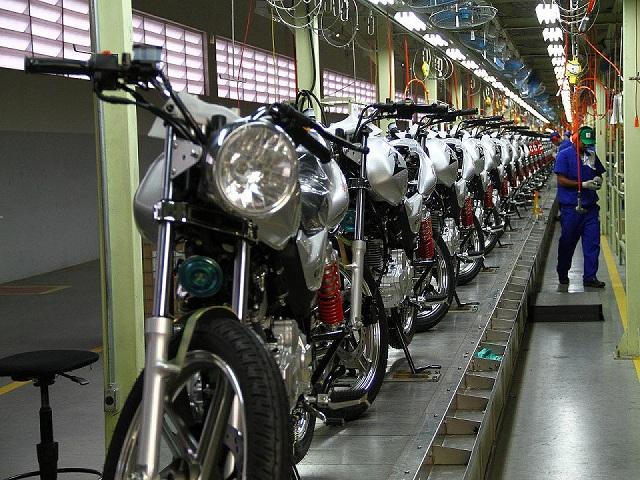 Um milhão de motos