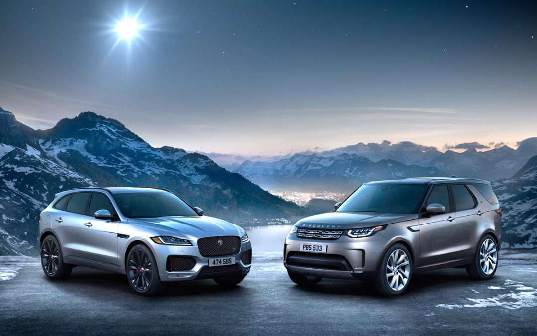 Líder no segmento, Jaguar e Land Rover terão SUVs eletrificados