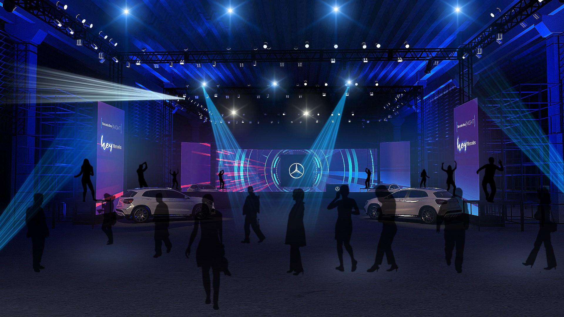 Inteligência artificial e comando de voz na Mercedes