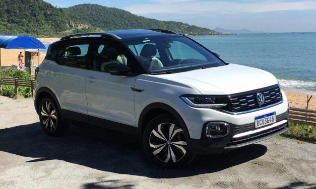 Volkswagen encosta na líder GM na quinzena