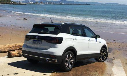 Volkswagen é líder na quinzena