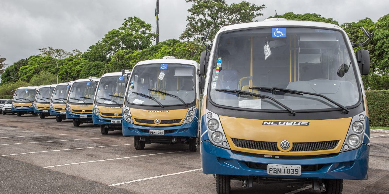 Micro-ônibus da Volks facilita a acessibilidade