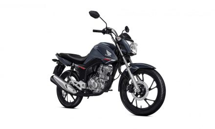 CG 160 Fan e Pop 110 lideram ranking de motos
