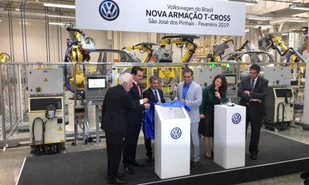 Volkswagen, 20 anos no Paraná