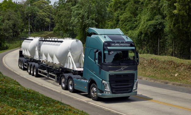 Volvo investe R$ 250 milhões