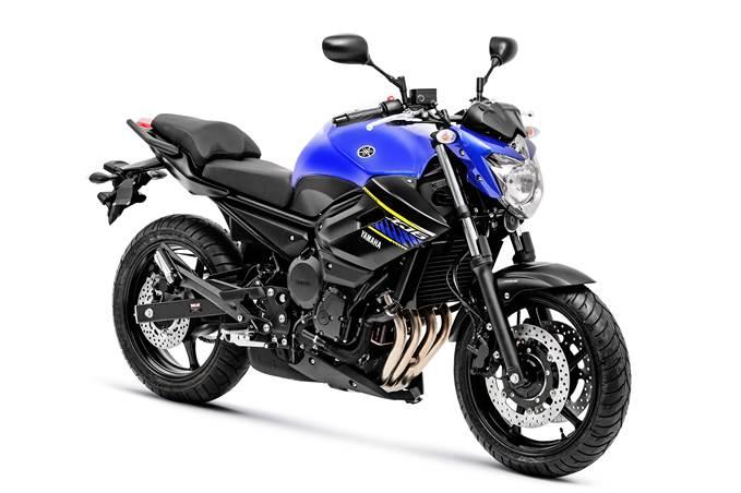Yamaha encerra a fabricação da XJ6-N