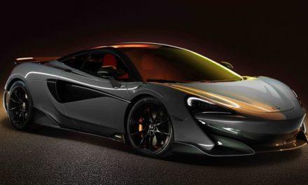 R$ 2,7 milhões, o preço desse McLaren