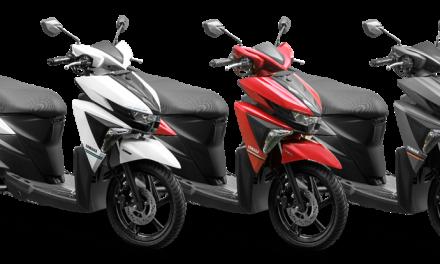Yamaha Neo 125 já é 2020