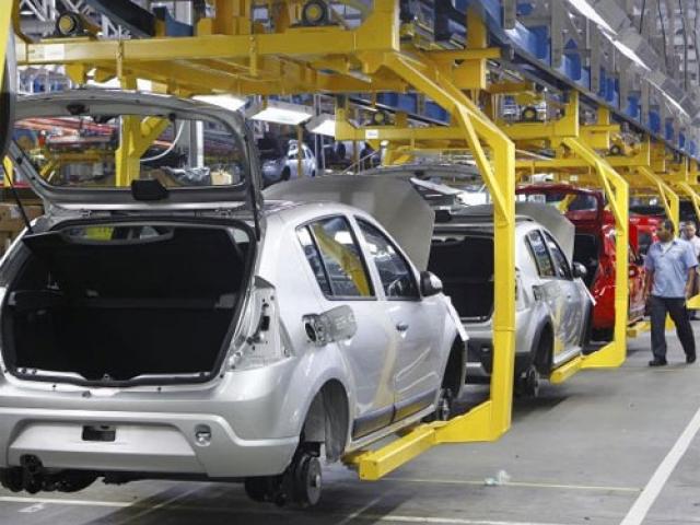 Produção e exportação caem em janeiro