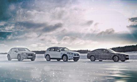Novos elétricos da BMW têm até 600km de autonomia