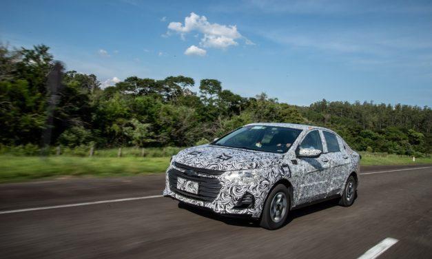GM mostra protótipo de novo sedã que chegará no fim de 2019
