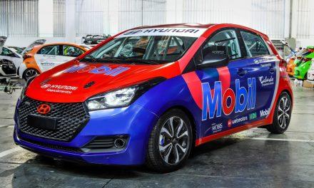 Hyundai incentiva automobilismo com Copa HB20