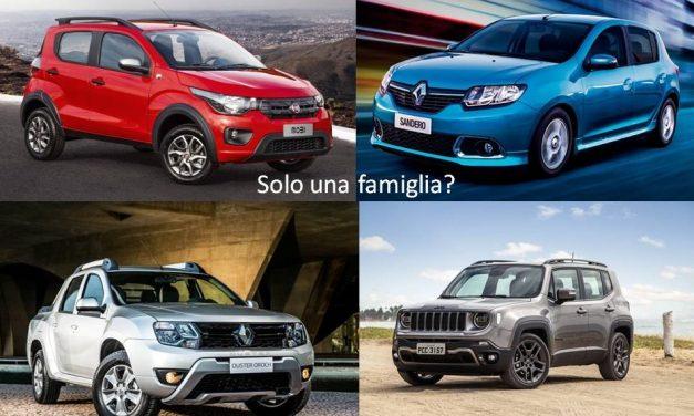 FCA + Renault seria a 3º do mundo