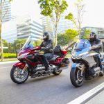 Linha 2019 da Honda GL 1800 tem novidades