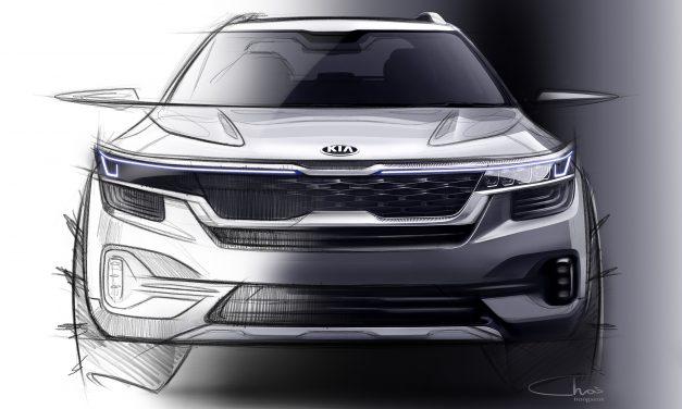 O novo SUV da Kia