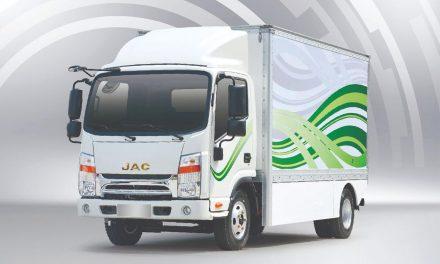 Caminhão elétrico da JAC já pode ser encomendado
