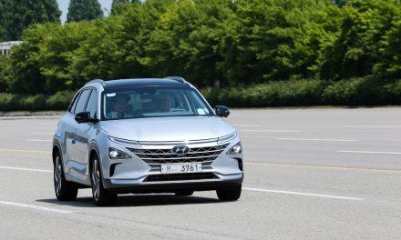 Hyundai à célula a combustível é feito em série na Coreia