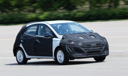 Hyundai quer surpreender com o novo HB20