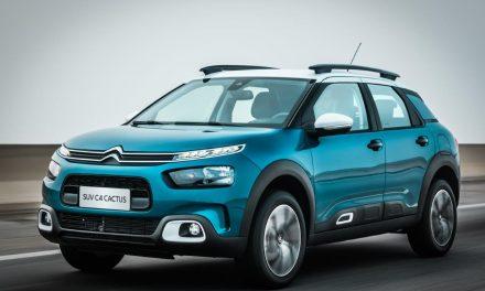 Com Cactus, Citroën dobra vendas e participação