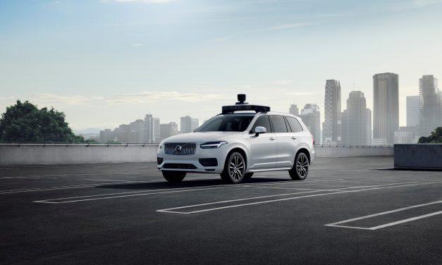 Volvo e Uber fazem XC90 autônomo