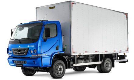 Accelo é o caminhão mais valorizado