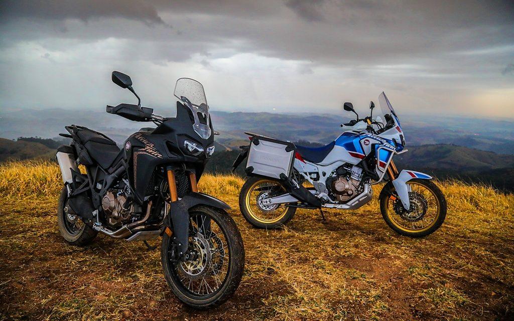 Africa Twin 2020 em nova versão