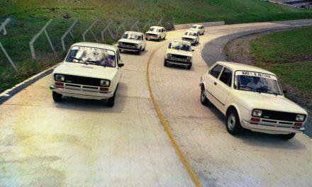 Na pista, Fiat 147 comemora 40 anos do etanol