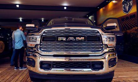 Nova Ram 2500 chega em novembro