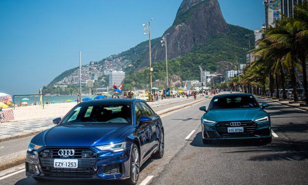 Novos Audi A6 e A7 chegam ao Brasil