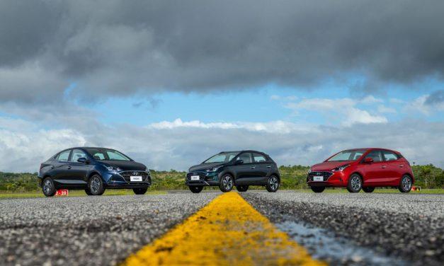 Hyundai quer liderança de mercado com novo HB20