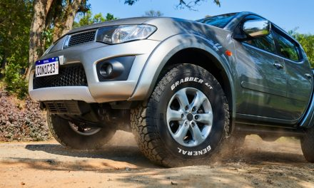 Pneu General Tire traz mais tecnologia no off road
